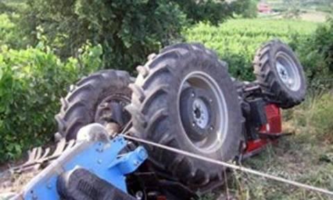 Φθιώτιδα: Θρήνος για 37χρονο πατέρα στις Λιβανάτες  - Τον καταπλάκωσε τρακτέρ