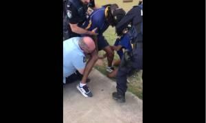 Σάλος στην Αυστραλία από σκηνές βίας κατά πολιτών μπροστά στα έντρομα μάτια παιδιών (Vid)