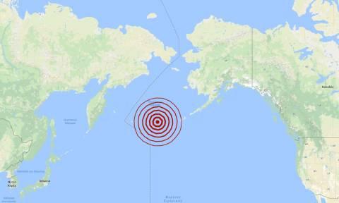 Ισχυρός σεισμός 6,6 Ρίχτερ στις Αλεούτιες νήσους