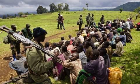 Λ. Δ. Κονγκό: Δεκάδες πολίτες παρασύρθηκαν σε ενέδρα από ενόπλους