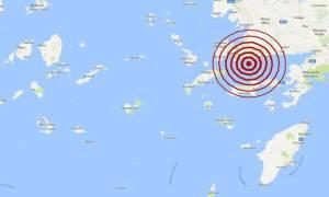 Σεισμός ανατολικά της Κω (pics)