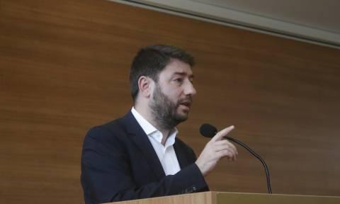 Ανδρουλάκης: «Όχι» στην απλή αναλογική, να αλλάξει ο εκλογικός νόμος