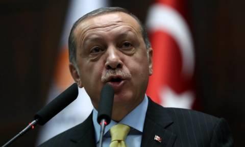 Οργή Ερντογάν: Εξαιρετικά λυπηρή η απόφαση των ΗΠΑ