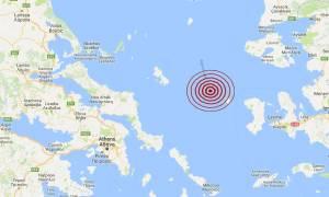 Σεισμός κοντά στα Ψαρά (pics)