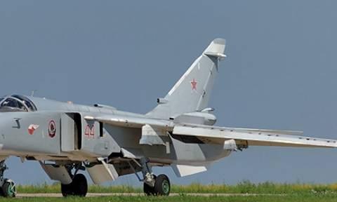 Συρία: Συνετρίβη ρωσικό πολεμικό αεροσκάφος κατά την απογείωση