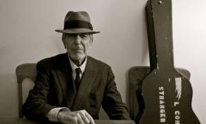 «Η Φλόγα»: η τελευταία ποιητική συλλογή του Λέοναρντ Κοέν