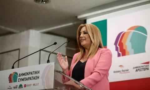 Κεντροαριστερά: Κόντρα Γεννηματά-Καμίνη  - «Να διαφυλάξουμε την ενότητα της παράταξης»