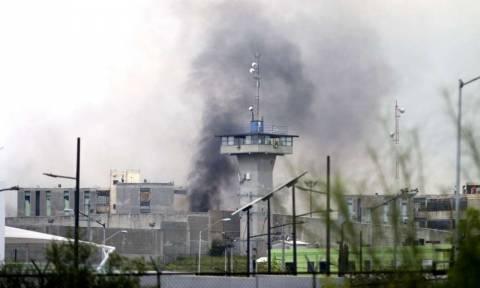 Μεξικό: Πολύνεκρα επεισόδια σε φυλακή της Νουέβο Λεόν (pics)