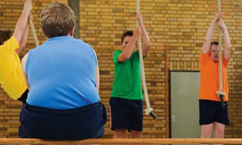 Δεκαπλασιάστηκε ο αριθμός των παχύσαρκων παιδιών και εφήβων
