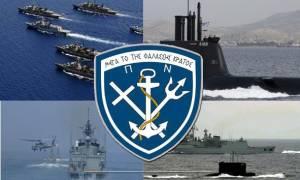 Πολεμικό Ναυτικό: Ο απόλυτος κυρίαρχος του Αιγαίου - Εντυπωσιακά πλάνα από την άσκηση «Παρμενίων»