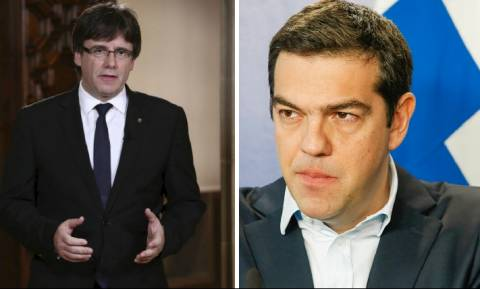 El Pais: Η Καταλονία έκανε «kolotumba» όπως ο Τσίπρας