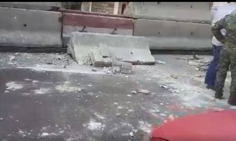 Το Ισλαμικό Κράτος ανέλαβε την ευθύνη της επίθεσης αυτοκτονίας στη Δαμασκό