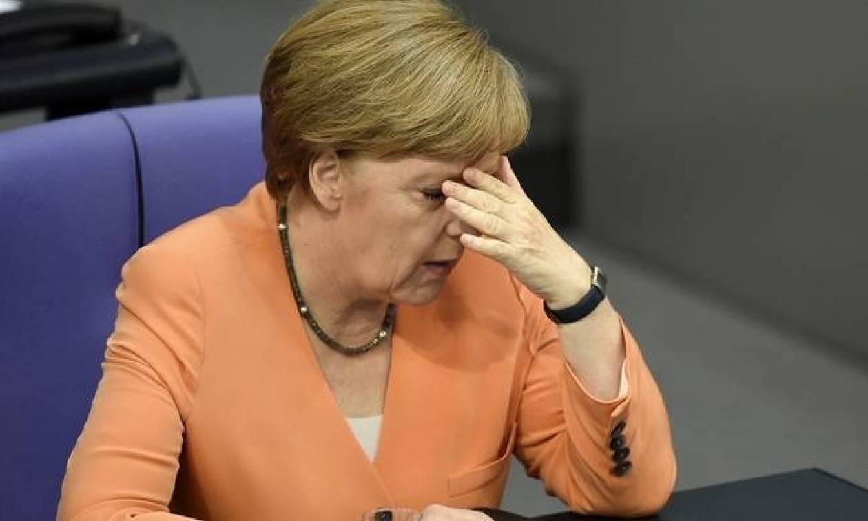 Bild: Περισσότερες ψήφους θα έπαιρνε το CDU χωρίς τη Μέρκελ