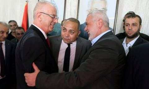 Νέος άνεμος στην Παλαιστίνη - Ιστορική συμφωνία μεταξύ Χαμάς και Φατάχ