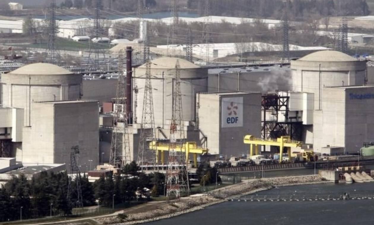 Γαλλία: Ένταση έξω από πυρηνικό εργοστάσιο