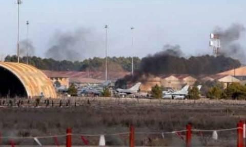 Συνετρίβη ισπανικό στρατιωτικό αεροσκάφος - Νεκρός ο πιλότος