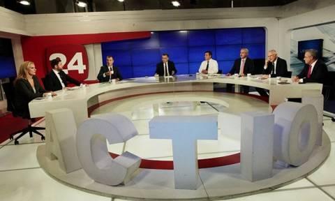 Με ενωτική διάθεση αλλά και… αιχμές το ντιμπέιτ των υποψηφίων για την ηγεσία της Κεντροαριστεράς