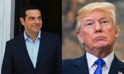 Στις ΗΠΑ ο Τσίπρας: Τι θα συζητήσει με τον Τραμπ