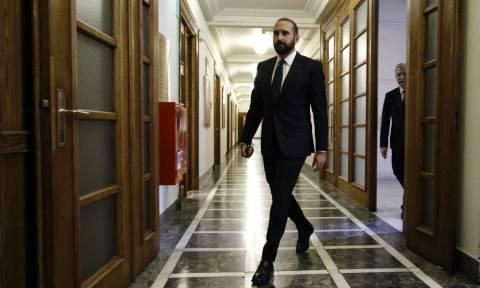 Επιμένει ο Τζανακόπουλος: Δεν θα πάμε σε νέα μέτρα το 2018