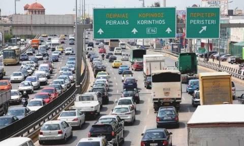 ΤΩΡΑ: Μποτιλιάρισμα στον Κηφισό – Ποιους άλλους δρόμους να αποφύγετε