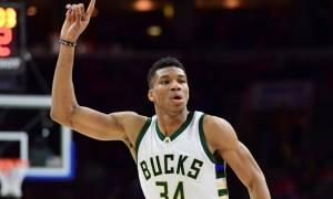 NBA: Ξεκίνησε τα… μαγικά του ο Αντετοκούνμπο (video)
