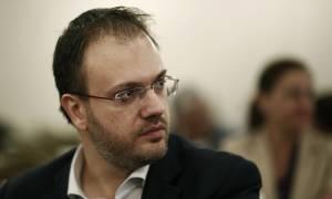 Κεντροαριστερά - Θεοχαρόπουλος: Χρειαζόμαστε έναν ενιαίο φορέα μακριά από λογικές διπλών ρόλων