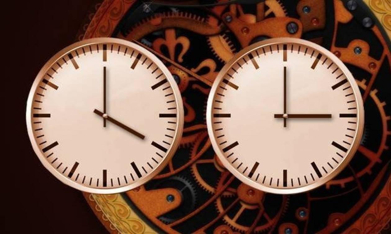 Αλλαγή ώρας 2017: Πότε πρέπει να γυρίσουμε τα ρολόγια μας μία ώρα πίσω
