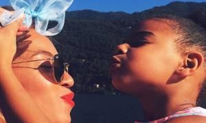 Beyonce: Η Blue Ivy είναι μία μικρογραφία της κι έχουμε ισχυρές αποδείξεις (photos)