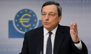 Ντράγκι: Οι μισθοί στην Ευρωζώνη θα αργήσουν να αυξηθούν