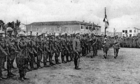 Εκατό χρόνια από την είσοδο της Ελλάδας στον Πρώτο Παγκόσμιο Πόλεμο (vid)