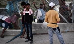 За последние две недели на греческие острова прибыли 2000 беженцев