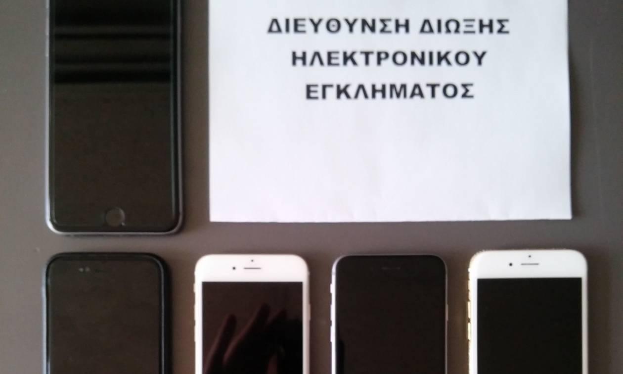 Δίωξη Ηλεκτρονικού Εγκλήματος: Μεγάλη απάτη με κλεμμένα iPhone