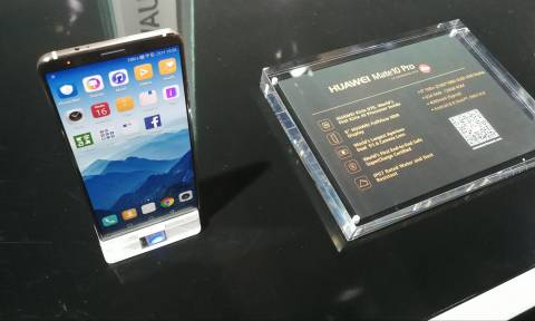To Mate 10 Pro της Huawei είναι το πιο «έξυπνο» smartphone!
