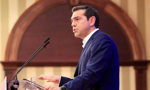 Τσίπρας: Σε τροχιά δυναμικής ανάπτυξης η ελληνική οικονομία