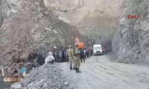 Τουρκία: Κατέρρευσε τμήμα ανθρακωρυχείου - Τουλάχιστον 7 νεκροί εργάτες (vid)