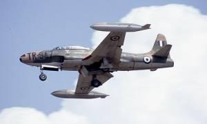 Ελληνικό T-33 αναχαιτίζει Τουρκικό F-16: «Θα τον γ@@@σω – Θα τον κατεβάσω στα μηδέν!»