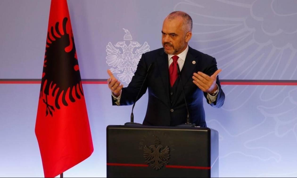 Ραγδαίες εξελίξεις στην Αλβανία: Συνεργάτης του Ράμα μπλεγμένος με την διακίνηση ναρκωτικών