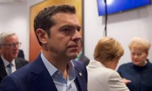 Σύνοδος Κορυφής - Τσίπρας για το μέλλον της Ευρώπης: Αν δεν αλλάξουμε θα βουλιάξουμε