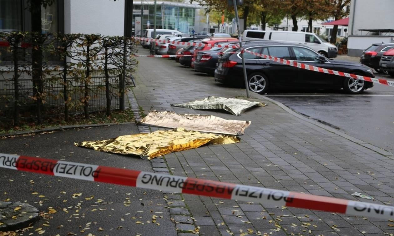 Μόναχο: Στα χέρια της Αστυνομίας ύποπτος για τις επιθέσεις με μαχαίρι στο κέντρο της πόλης