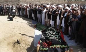 Καμπούλ: Αυξάνεται δραματικά ο αριθμός των θυμάτων της επίθεσης του ISIS σε σιιτικό τέμενος