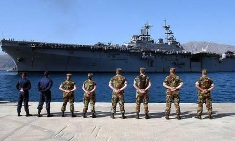 Σούδα: Στα άδυτα της ναυτικής βάσης