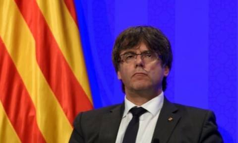 Πουτζντεμόν: «Ο λαός της Καταλονίας δεν μπορεί να αποδεχθεί τα μέτρα» (vid)