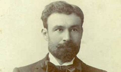 Σαν σήμερα το 1922 πεθαίνει ο πεζογράφος Ανδρέας Καρκαβίτσας