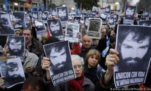 Αργεντινή: Χιλιάδες κόσμου σε διαδηλώσεις μετά τον θάνατο του ακτιβιστή