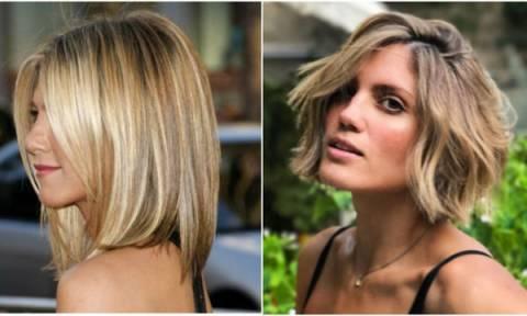 Θέλετε να αλλάξετε τα μαλλιά σας  Διάσημες κυρίες σάς δίνουν ιδέες 5492eeb0aa7