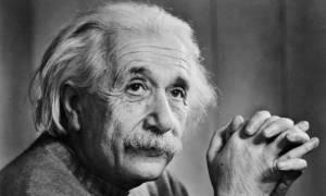Σε δημοπρασία ιδιόχειρα σημειώματα του Αϊνστάιν για το «μυστικό της ευτυχίας»