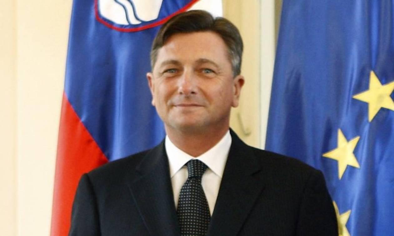 Εκλογές Σλοβενία: Νικητής ο Μπορούτ Παχόρ στον πρώτο γύρο