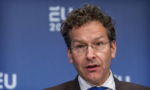 Ντάισελμπλουμ: Έτοιμοι να κάνουμε περισσότερα για το ελληνικό χρέος