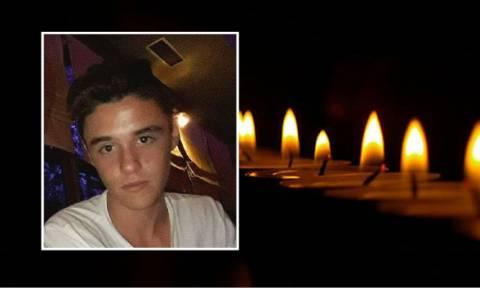Θρήνος για τον 15χρονο Κωνσταντίνο: Πώς έγινε η τραγωδία που του στοίχισε τη ζωή