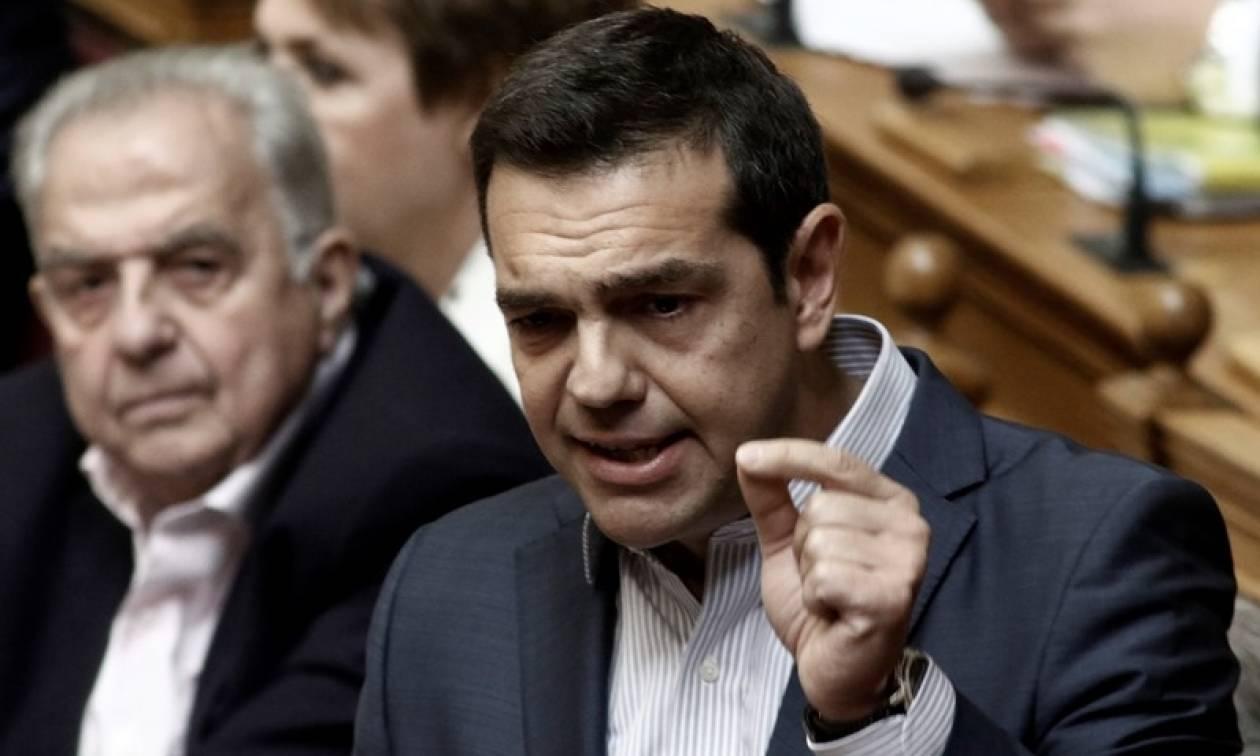Βουλή: Απαντήσεις για το θέμα των F-16 θα δώσει την Παρασκευή (27/10) ο Αλέξης Τσίπρας